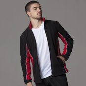 Gamegear® microfleece track jacket