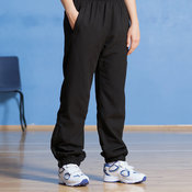 Kids lined cuff track pant