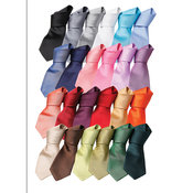 Colours fashion tie