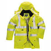 Hi-vis 7-in-1 traffic jacket (S427)