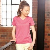 Girl's v-neck HD T