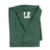 Green Lab Coat