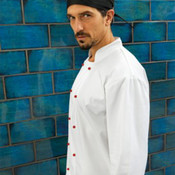 White Chef Jacket Long Sleeve