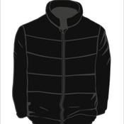 Padded Unisex Jacket