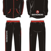 Youth Pro Towelling Tracksuit