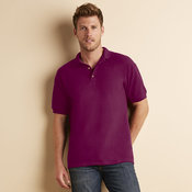 Ultra Cotton™ combed ringspun adult pique polo