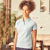 Women's classic poly/cotton polo