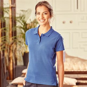 Women's ultimate classic cotton polo