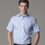 Premium non iron corporate shirt short sleeved