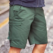 Polycotton twill workwear shorts