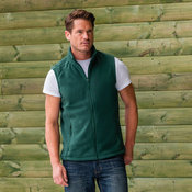 Outdoor fleece gilet