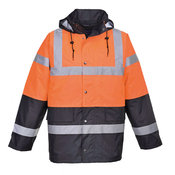 Hi-vis traffic jacket (S466/S467)