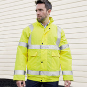 Core high-viz winter blouson