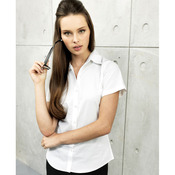 Women's signature Oxford short sleeve shirt