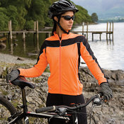 Women's Spiro bikewear long sleeve performance top