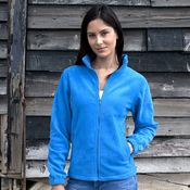 Women's fashion fit outdoor fleece