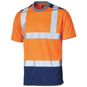 High visibility two-tone t-shirt