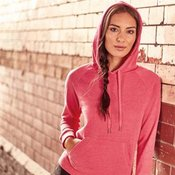 Women's HD hooded sweatshirt