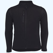 Women's corporate softshell jacket