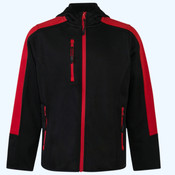 Kids active softshell jacket