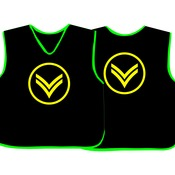 Mesh Training Bib - Adult