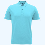 Men's coastal vintage wash polo