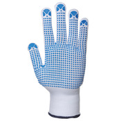 Nylon polka dot glove (A110)