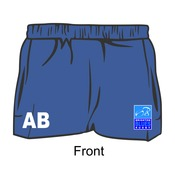 Brighton Pro Rugby Shorts